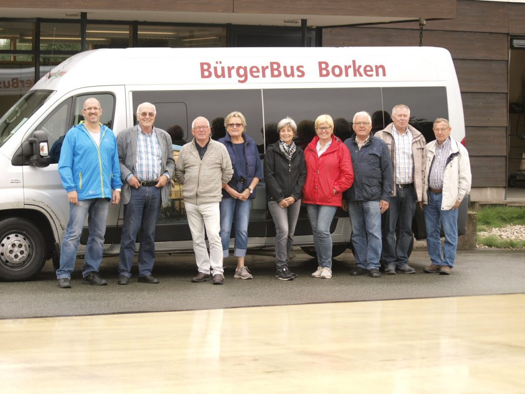 Fahrsicherheit - Bürgerbus Borken - Fahrer