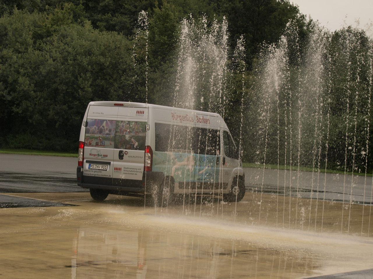 Fahrsicherheit - Bürgerbus Borken